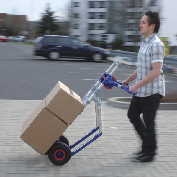 expresso transportkarre sackkarre mit click4 griffsystem tragkraft 300 kg tg tk 10528. Black Bedroom Furniture Sets. Home Design Ideas