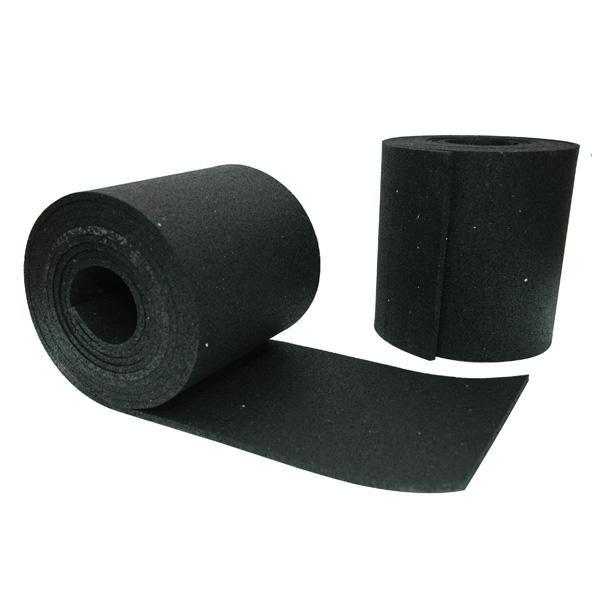 Antirutschmatte 250 mm x 5000 mm, Stärke 8 mm, 2 Stück