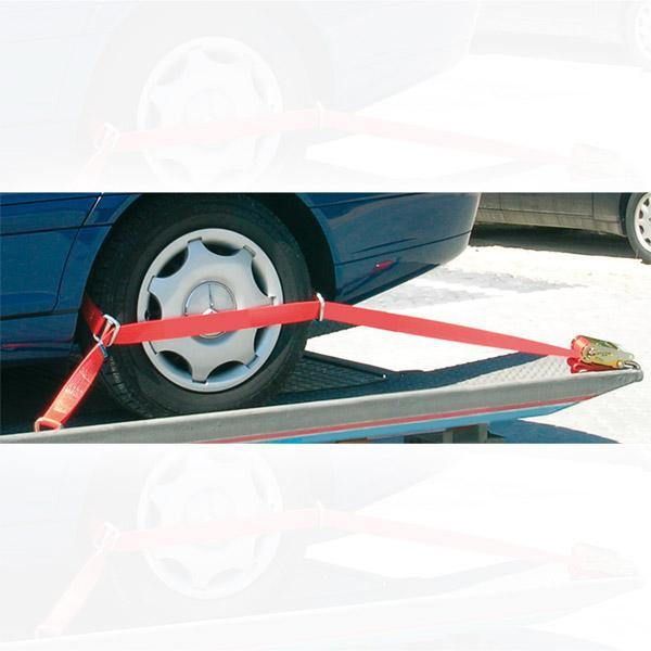Auto-Transportgurt/Reifenzurrgurt - 35 mm Breite