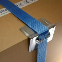 Spanngurte Kantenschutzecke XXL Kantenschutz Kantenschutzwinkel f blau