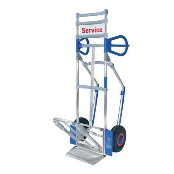 EXPRESSO Transportkarre, Sackkarre - der Transport-Allrounder, Tragkraft 150 / 300 kg *
