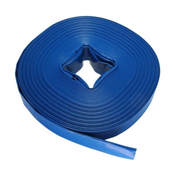 Kantenschutzschlauch, für Gurtbreite bis 50 mm, blau, 50 Meter Rolle