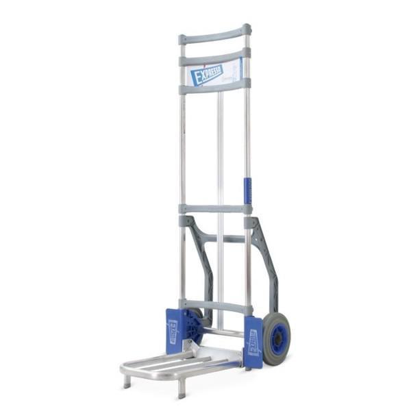 EXPRESSO Transportkarre, Sackkarre - für Paket- und Postdienste, Tragkraft 150 kg