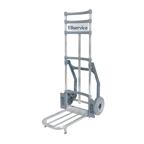 EXPRESSO Transportkarre, Sackkarre - für Paket-, Postdienste, kurze Ausführung, Tragkraft 150 kg