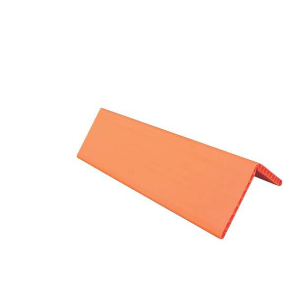 Kantenschutzwinkel 190 x 190 x 800 mm orange