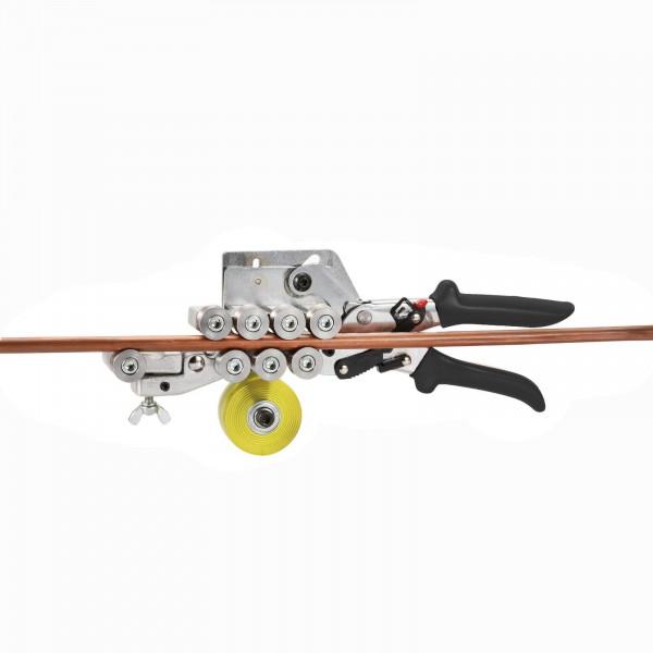 Rohrbegradiger für 4,75 mm bis 10 mm Bremsleitungen und Hydraulikleitungen