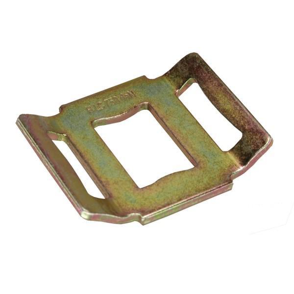 Schnalle f. Einwegbänder, 50 mm, 2000 daN, 100 Stk