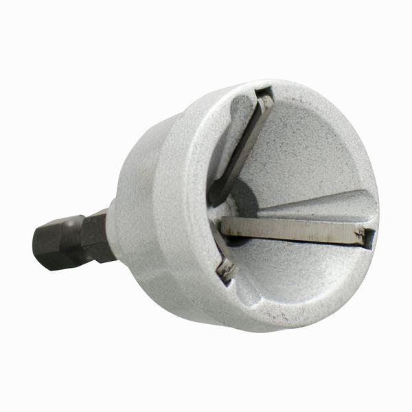 Abfräser Entgrater für Aussengewinde von 3 mm bis 19 mm, anwendbar von 0 bis 400 U/min