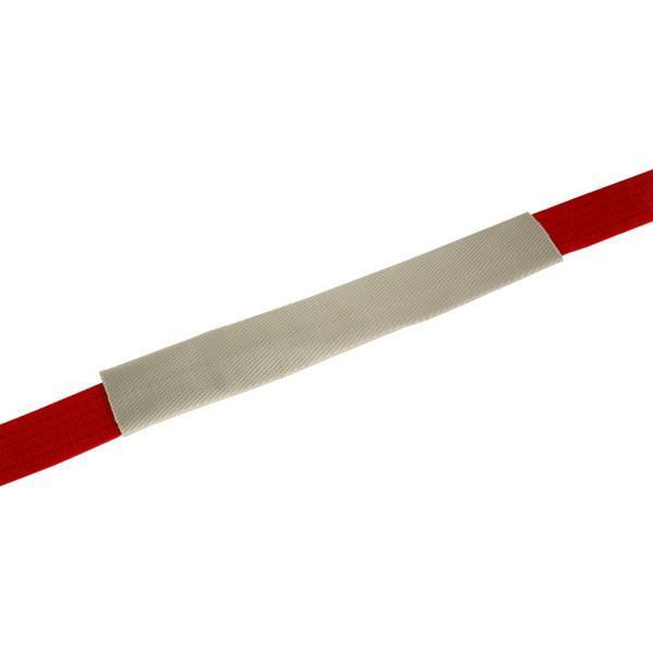 Kantenschutzschlauch bis 50 mm, weiß, Meterware
