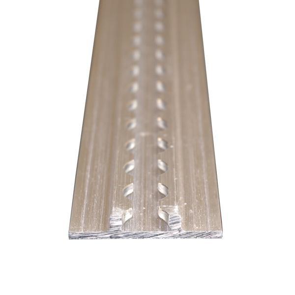 Airlineschiene, Flachprofil Premium, Länge 1 m