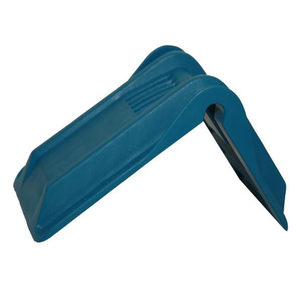 Kantenschutzwinkel XXL, Kunststoff, blau - 10er Set