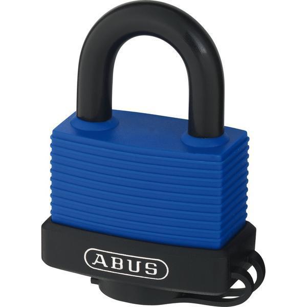 ABUS Vorhängeschloss Aqua Safe 70IB, 100% rostfrei, Security Level 5, seewasserfest
