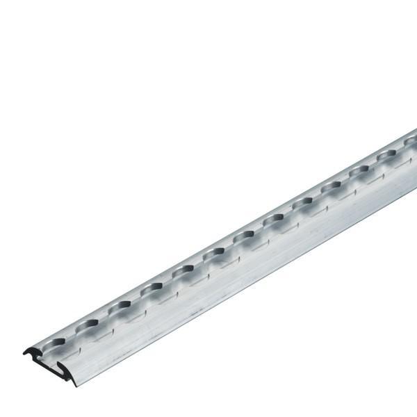 Airlineschiene, Halbrundprofil Premium light, Länge 3 m