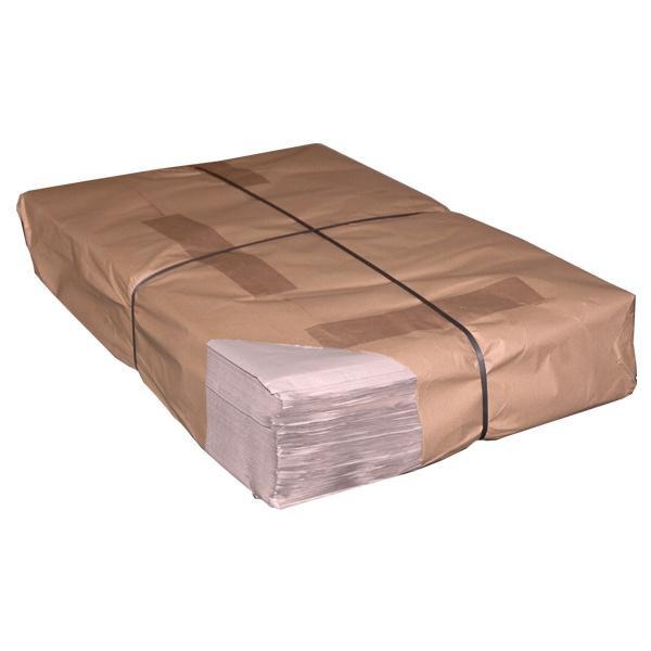 Seidenpapier 25 kg, 50 x 75 cm, naturfarben, ca. 2000 Blatt