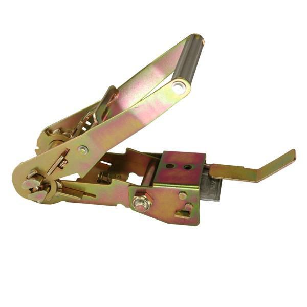 Gurt-Spannratsche für Bänder 25 mm - 50 mm zur Einwegverzurrung