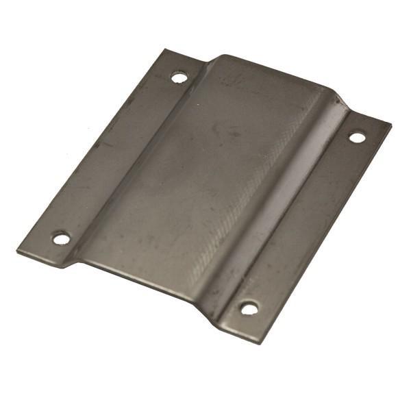 Edelstahl-Wandhalter für STRAPY® Spanngurtaufroller