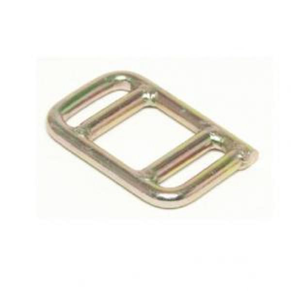 Schnalle f. Einwegbänder, 50 mm, 5000 daN, 100 Stk