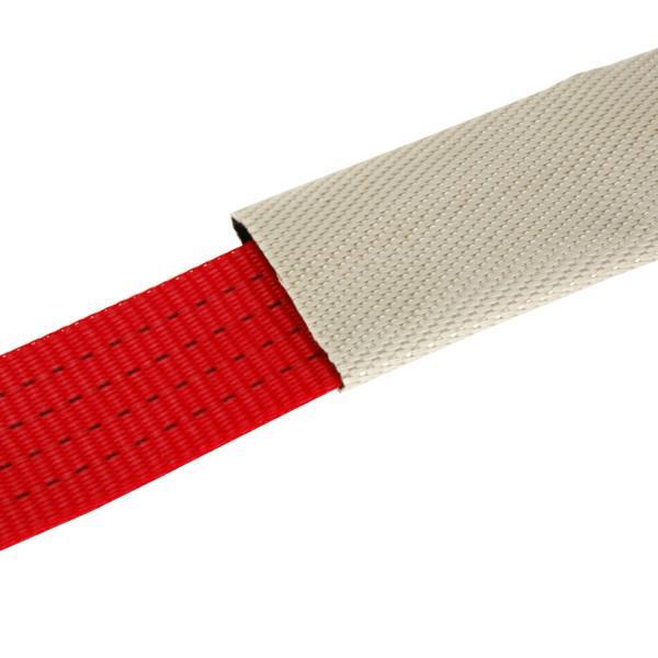 Kantenschutzschlauch bis 75 mm, weiß, Meterware