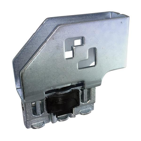 Spriegelbretthalter für Airlineschienen, Stahl