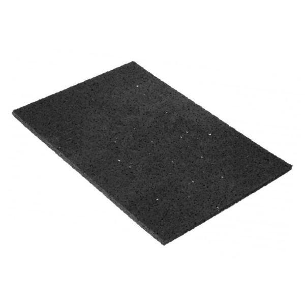 Antirutschmatte - Pad 300 x 200 x 8 mm schwarz, 6er Set