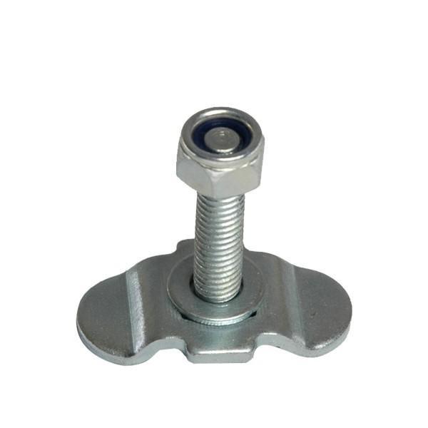 Schraubfitting für Airlineschienen, 0-17 mm, M8