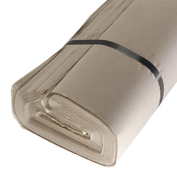 Seidenpapier 10 kg, 50 x 75 cm, naturfarben, ca. 800 Blatt