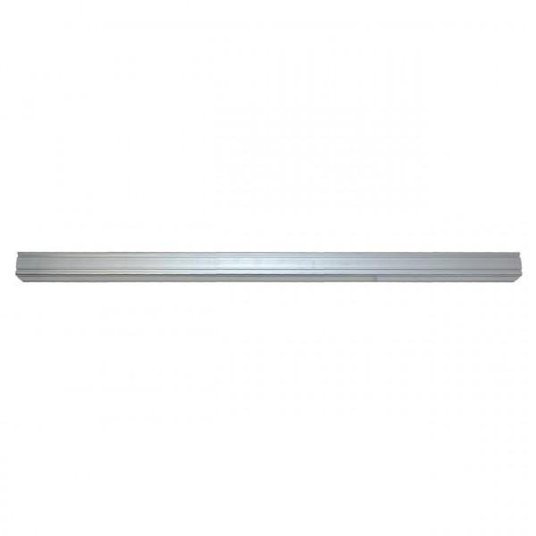 Aluminium Profil 50 x 50 x 1000 mm für Palettenstopp