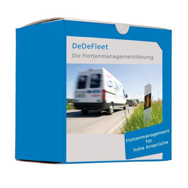 DeDeFleet BlackBox-M1 GPS Ortungssystem + Professional Lizenz
